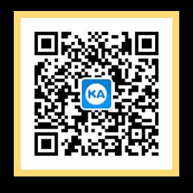 kacn公众号二维码
